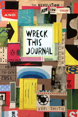Wreck This Journal: Now in Color Cover Image