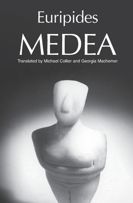 Medea (Greek Tragedy in New Translations) Cover Image