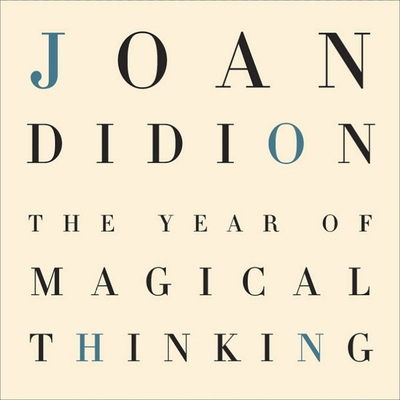 Cover for The Year of Magical Thinking