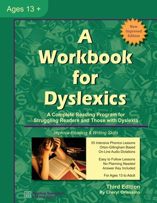 A Workbook for Dyslexics Cover Image