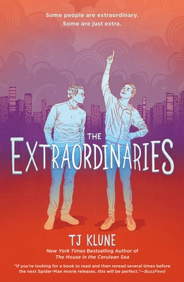The Extraordinaries Cover Image