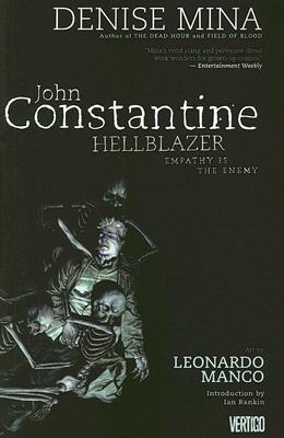 Cover for John Constantine