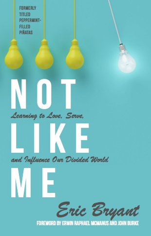 Not Like Me: Learning to Love, Serve, and Influence Our Divided World Cover Image