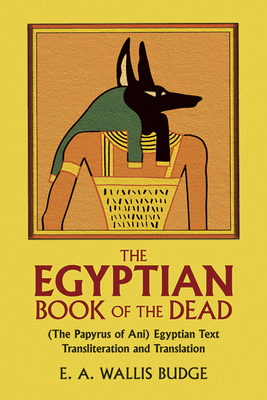 The Egyptian Book of the Dead Cover Image