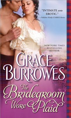 The Bridegroom Wore Plaid (MacGregor #1) Cover Image