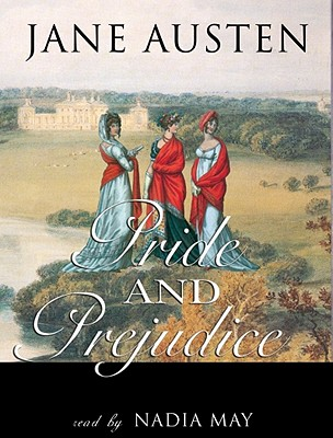 Pride and Prejudice [With Headphones] Cover Image