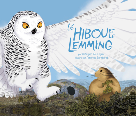 Cover for Le Hibou Et Le Lemming