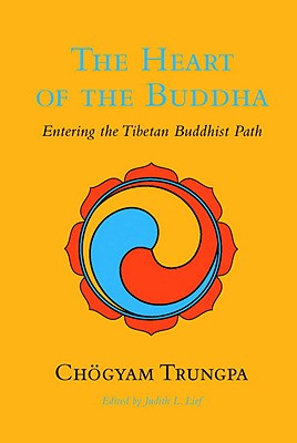 The Heart of the Buddha Cover