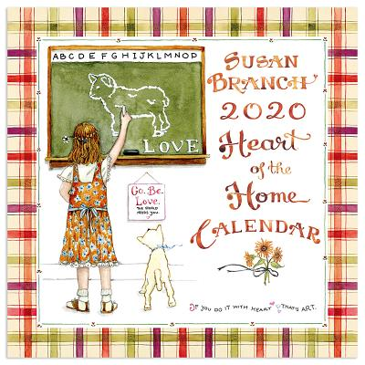 Cal 2020-Susan Branch (Heart of the Home) Wall Cover Image