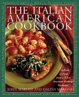 The Italian-American Cookbook Cover