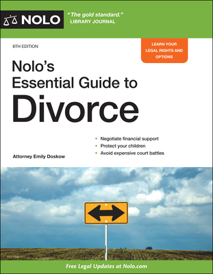 Nolo's Essential Guide to Divorce Cover Image