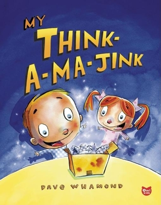 My Think-A-Ma-Jink Cover