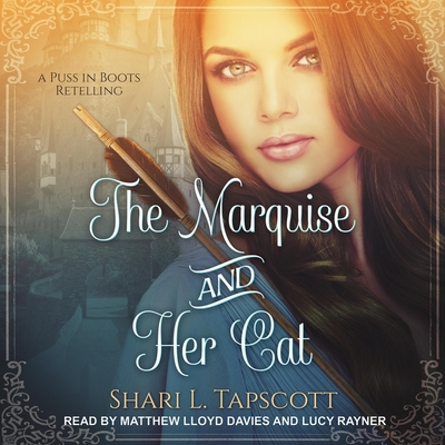 The Marquise and Her Cat Cover Image