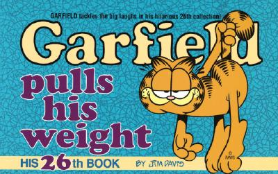 Garfield Pulls His Weight Cover Image