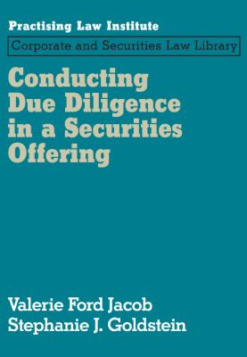 Conducting Due Diligence in a Securities Offering Cover Image
