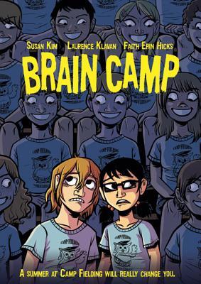 Brain Camp Cover