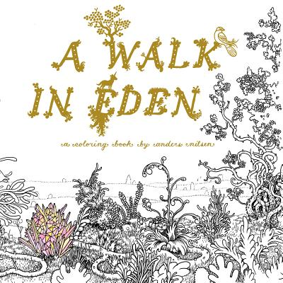 Cover for A Walk in Eden