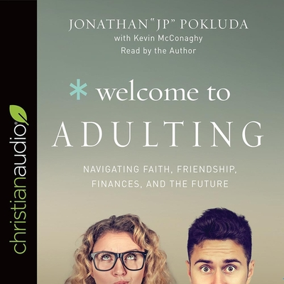 Cover for Welcome to Adulting