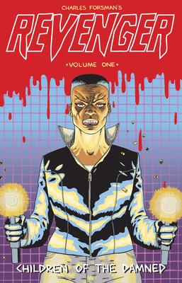 Cover for Revenger