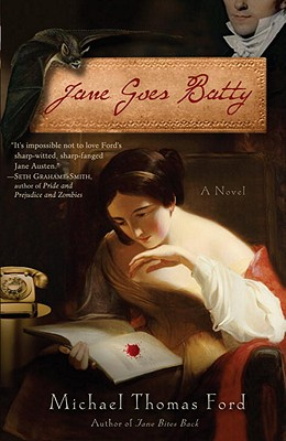 Jane Goes Batty Cover