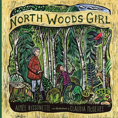 North Woods Girl Cover Image