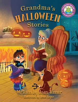 Grandma's Halloween Stories Cover Image