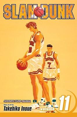 Slam Dunk, Vol. 11 Cover Image
