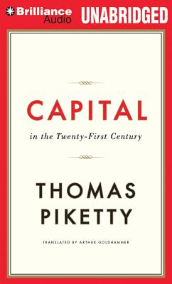 Capital in the Twenty-First Century [With CDROM] Cover Image