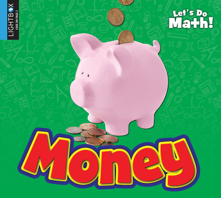 Money (Let's Do Math!) Cover Image
