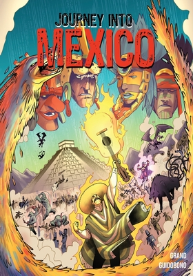 Journey Into Mexico: The Revenge of Supay Cover Image