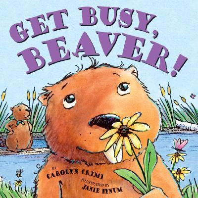 Get Busy Beaver Cover