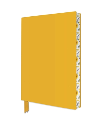 Sunny Yellow Artisan Notebook (Flame Tree Journals) (Artisan Notebooks) Cover Image