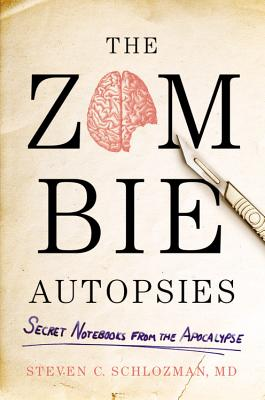 The Zombie Autopsies Cover