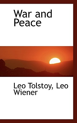 War and Peace Cover Image