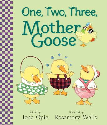 Cover for One, Two, Three, Mother Goose (My Very First Mother Goose)