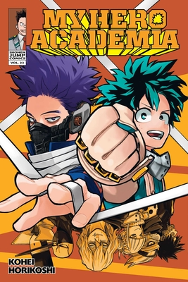 My Hero Academia, Vol. 23 (My Hero Academia ) Cover Image