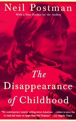 The Disappearance of Childhood Cover Image