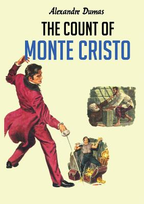 The Count of Monte Cristo: Volume 1 of 2 Cover Image