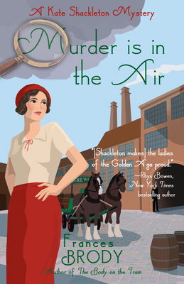 Murder is in the Air: A Kate Shackleton Mystery Cover Image