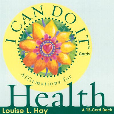 I Can Do It Cards, Health Cover Image