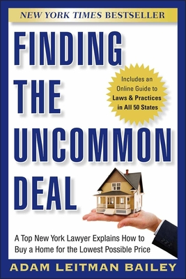 Finding the Uncommon Deal Cover