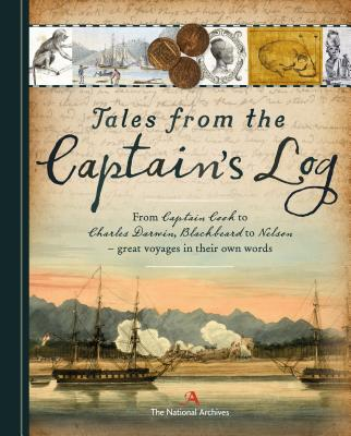 Tales from the Captain's Log Cover Image