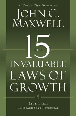 The 15 Invaluable Laws of Growth Cover