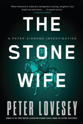 The Stone Wife (A Detective Peter Diamond Mystery #14) Cover Image