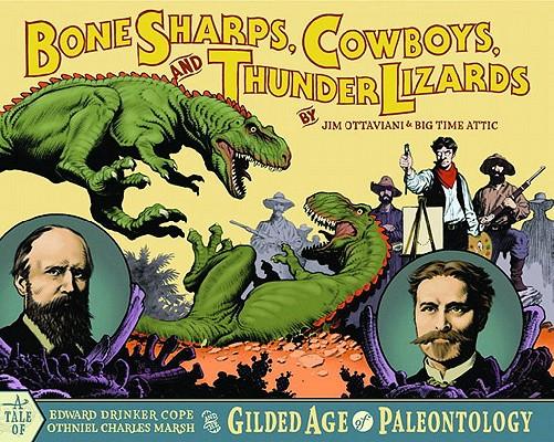 Bone Sharps, Cowboys, and Thunder Lizards Cover