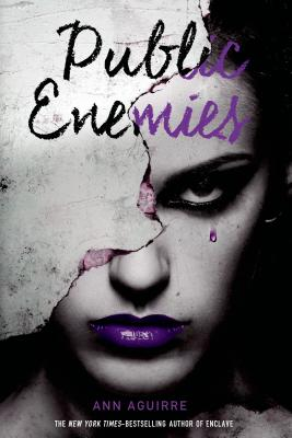 Public Enemies (The Immortal Game #2) Cover Image