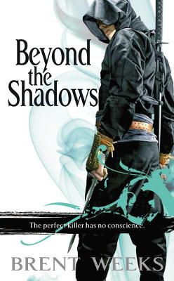 Cover for Beyond the Shadows (Night Angel #3)