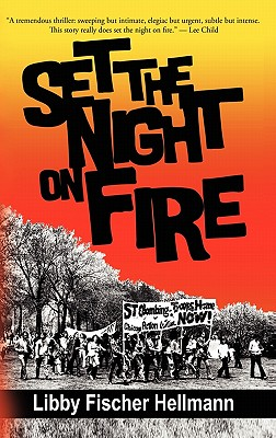 Cover for Set the Night on Fire