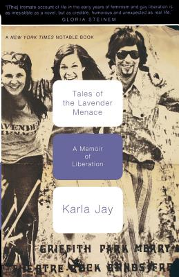 Tales Of The Lavender Menace: A Memoir Of Liberation Cover Image