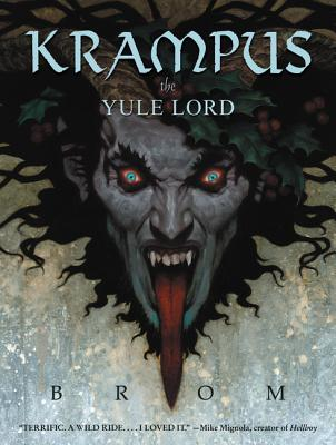 Krampus: The Yule Lord Cover Image